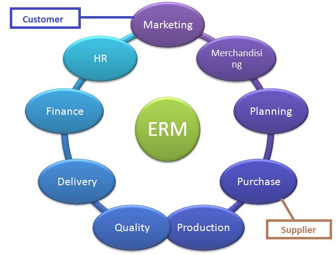 Enterprise risk management software market size